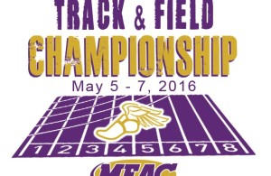 2016 Outdoor Track and Field Championship Logo